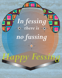 Happy Fessing